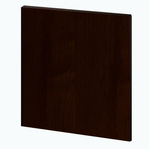 """Everwood"" Maple Dishwasher End Panel - Espresso"