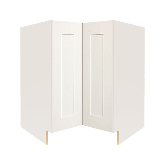 """Alouette"" 1 door Lower Corner Cabinet"