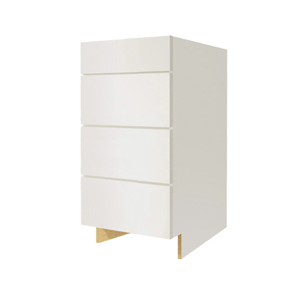 """Alouette"" 4 drawers Lower Cabinet"