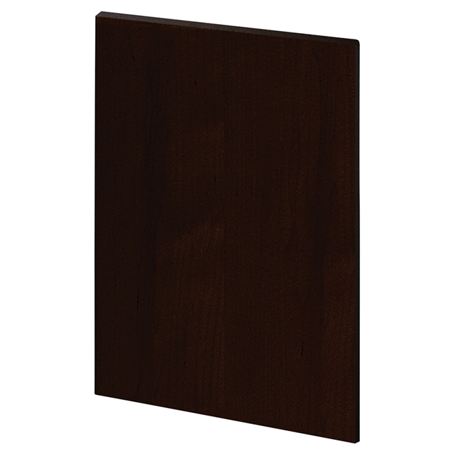 "Wall Panel - Everwood - 30"" x 13"" - Espresso"