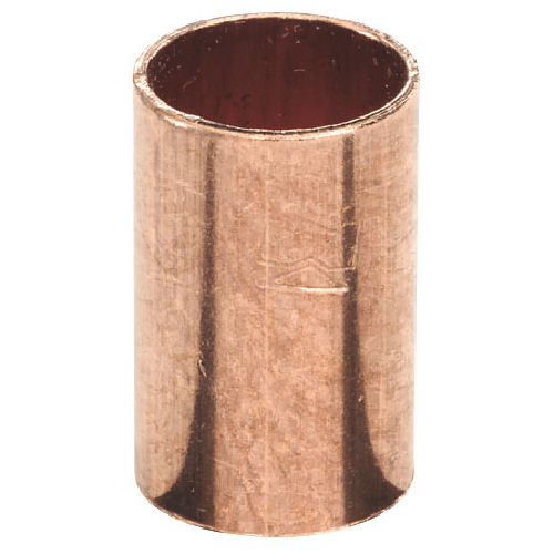 1/-in Copper couplings