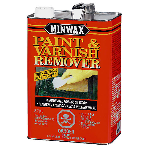 Paint and Varnish Stripper