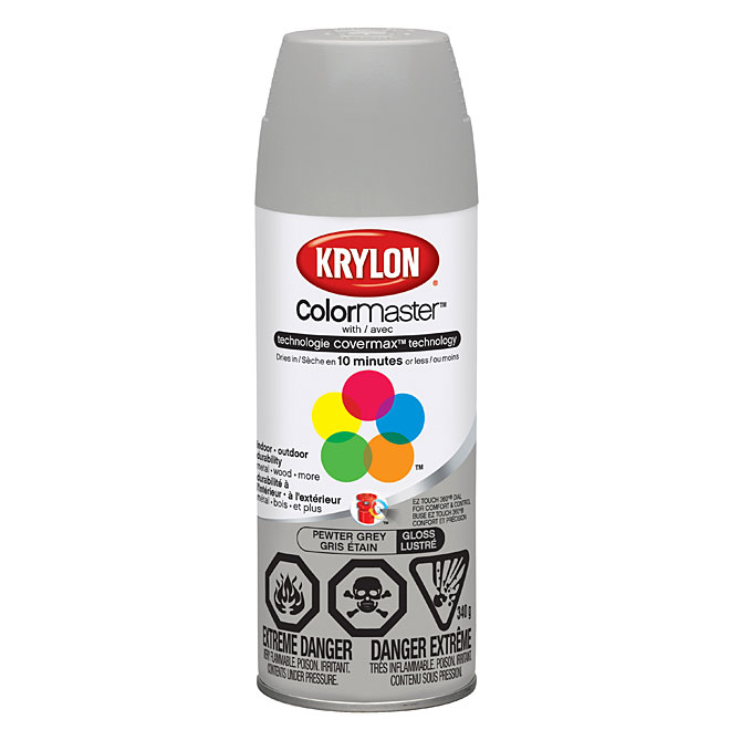 """Colormaster"" Indoor/Outdoor Spray Paint"
