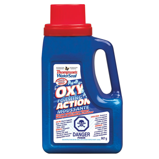 """Oxy Foaming"" Concentrated Cleaner - 907 g"