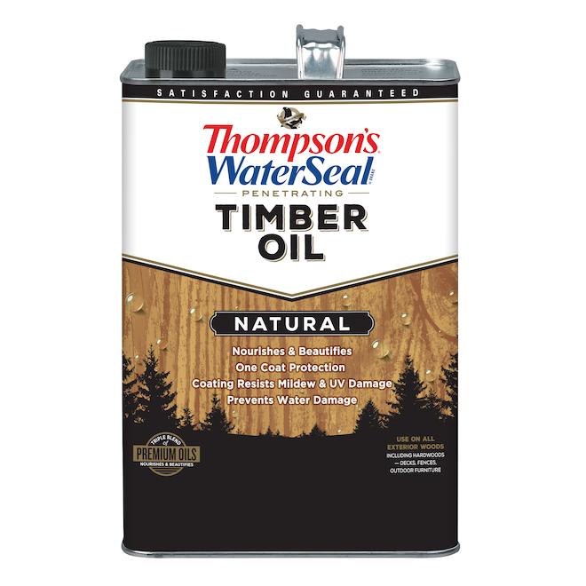 Penetratint Timber Oil, Natural