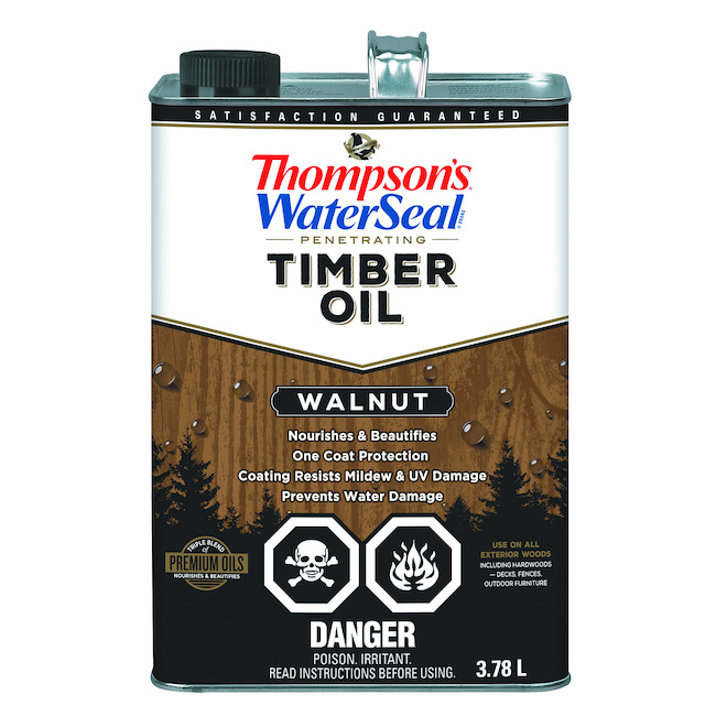 Penetratint Timber Oil, Walnut