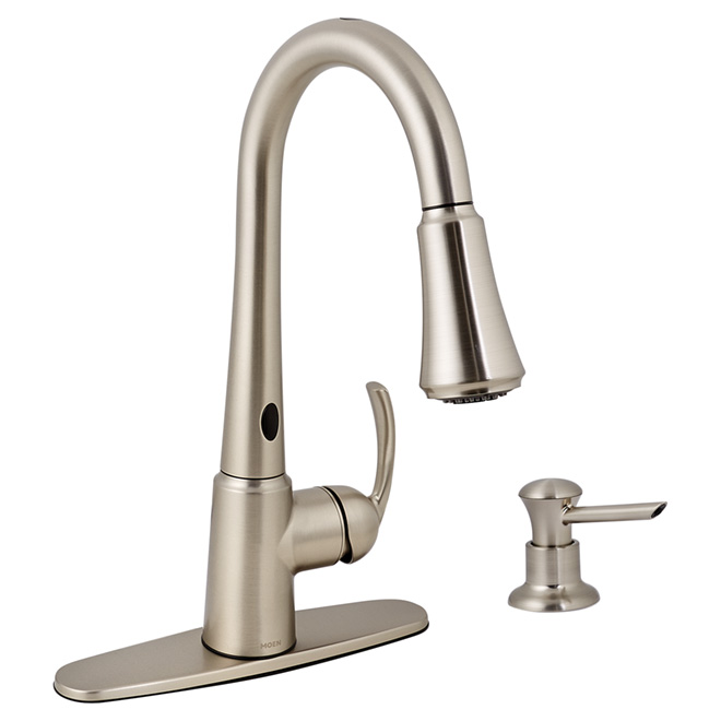 """Delaney"" 1-Handle Kitchen Faucet"