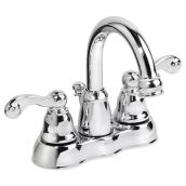 Two-Handle Lavatory Faucet - Chrome