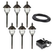 6-piece Garden Light Set