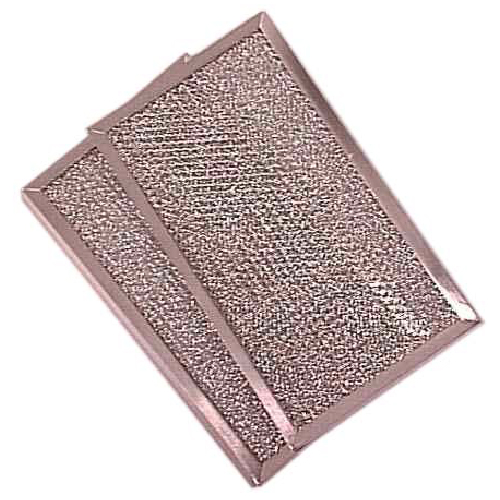 Aluminium Replacement Filter for Range Hood - 2/pk