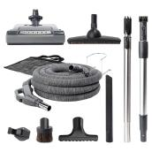 Central Vacuum Premium Accessory Kit