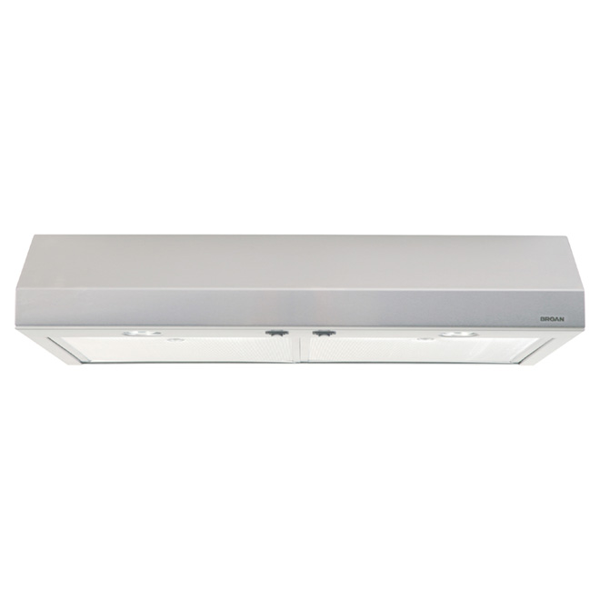 "BCS3 Series Range Hood - 30"" - Stainless Steel"