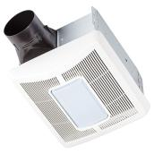 Bathroom Fan/Light - Invent Series - 70 CFM