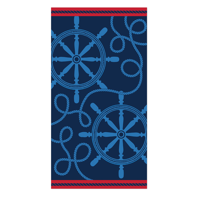 """Jacquard"" Beach Towel - 36 x 68"""
