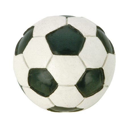 """Eclectic"" Soccer Knob"
