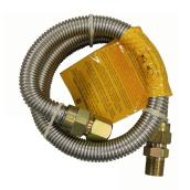 Gas Connector - Ranges - 1/2