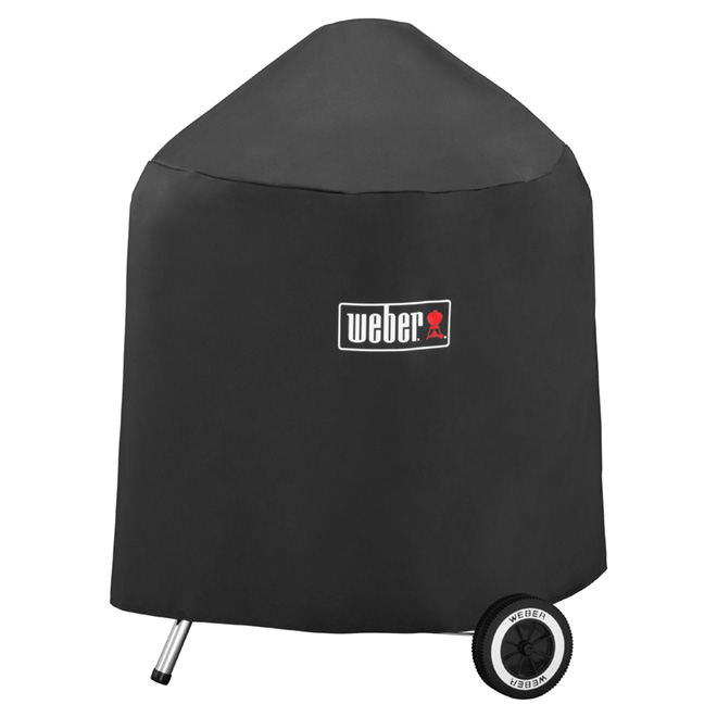 """Kettle(TM)"" Charcoal Grill Cover With Storage Bag"