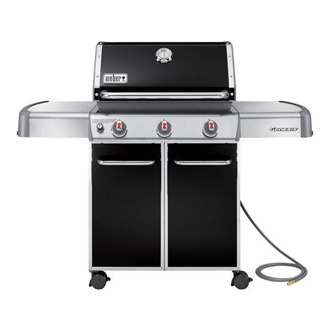 Natural Gas BBQ - 38,000 BTU - 637 sq.in.