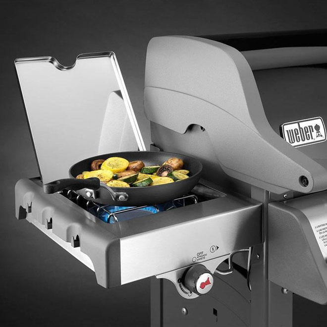 Propane Gas BBQ - 49,500 BTU - 529 sq.in.