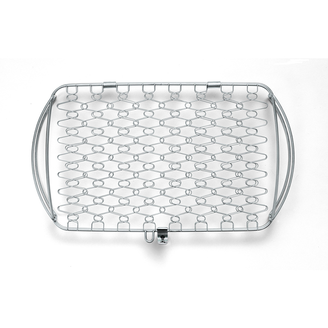 BBQ Stainless Steel Fish Basket - Large