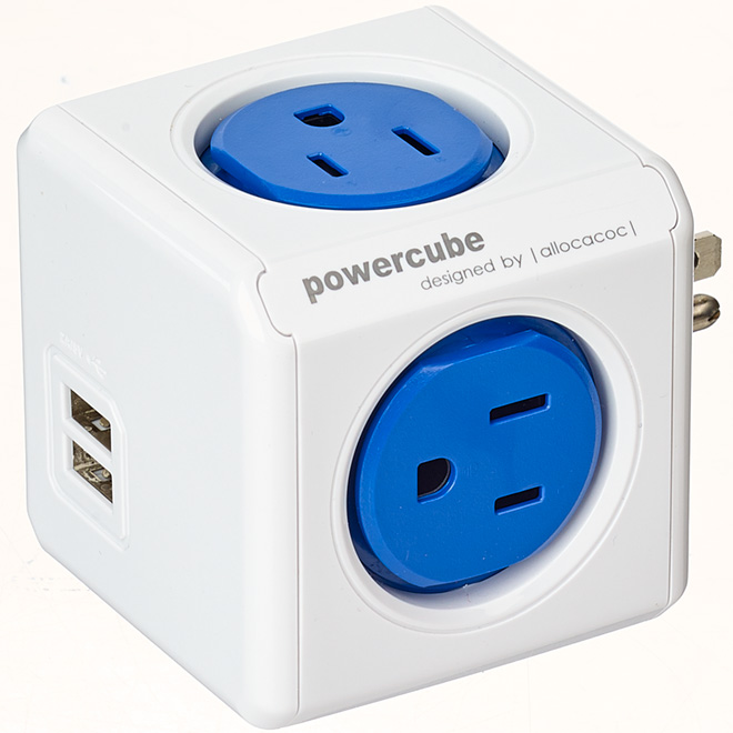 Cube multiprise «PowerCube»