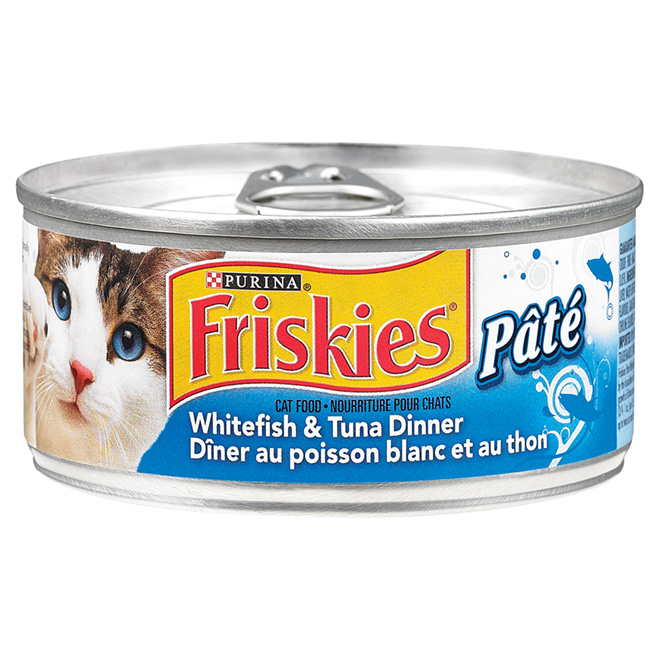 """Friskies"" Canned Cat Food - 156 g"
