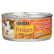 Wet Cat Food 156 g - Chicken and Turkey