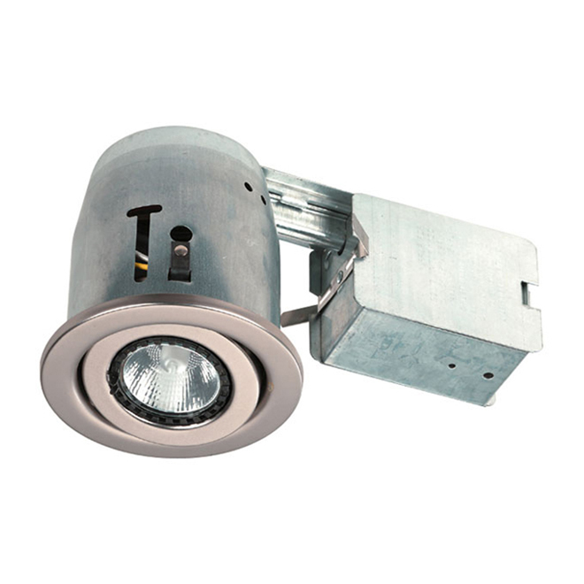 Halogen Recessed Fixture