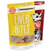 Dog Treats - Liver Bites - 114 g