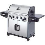 75,000-BTU Propane gas barbecue