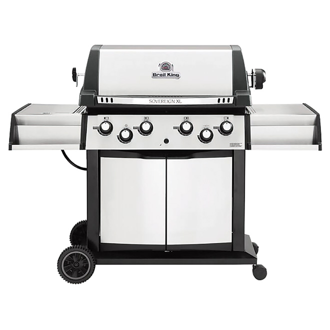 Propane Gas BBQ - 78,000 BTU - 1 000 sq.in.