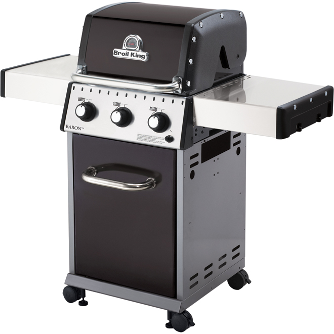 Propane Gas BBQ - 30,000 BTU - 440 sq.in.