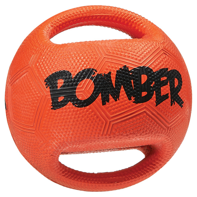 Bomber Ball Dog Toy - Small - 4 1/2""