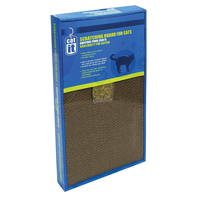 Cat Scratching Board with Catnip