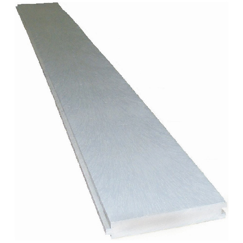 "Tongue and Groove Deck Board - ""Avantage +""  - Grey"