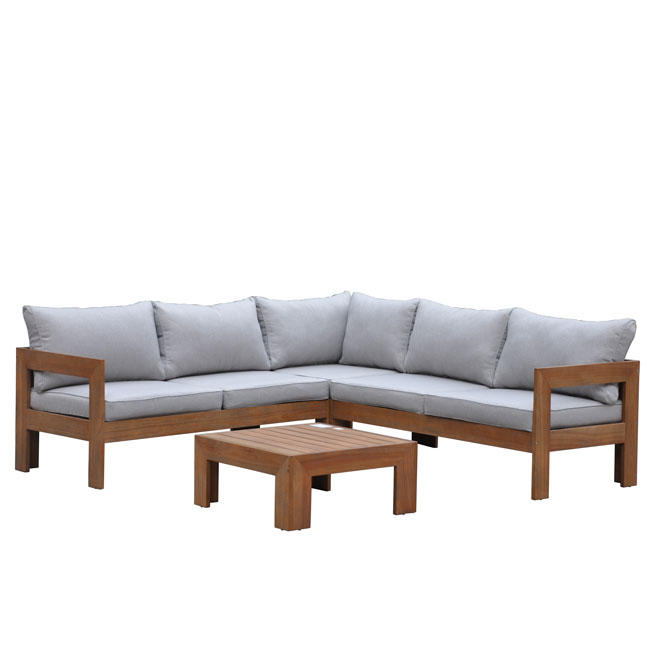 "Sectional - 4-Piece ""Milano"" Sectional Set"