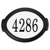 Address Plate -