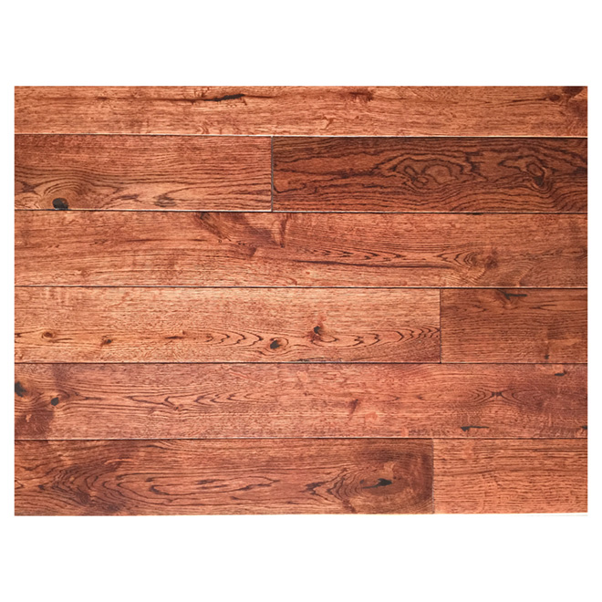 Oak Hardwood flooring - Tongue and groove - Cherry