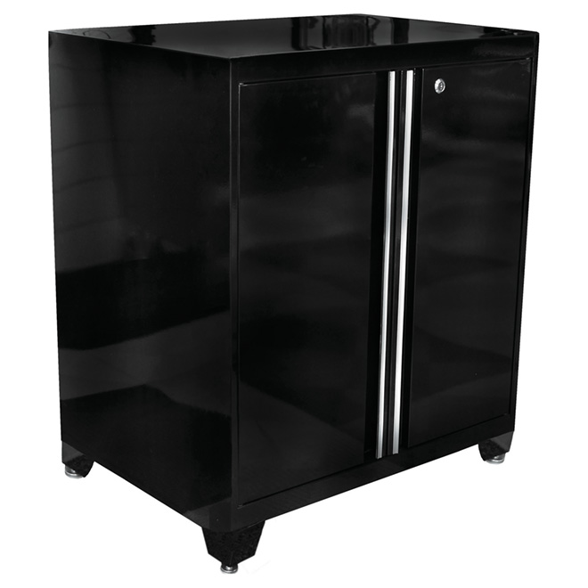 armoire sur roulettes 2 portes 20 po x 26 po x 34 po rona. Black Bedroom Furniture Sets. Home Design Ideas