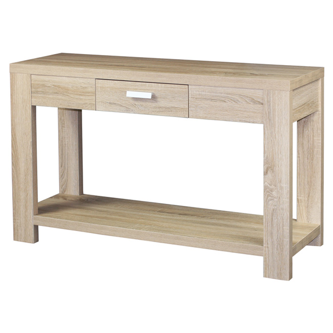 Table console ch ne clair rona - Table console chene ...