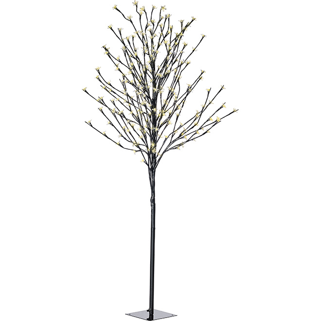 Indoor outdoor lighted tree 240 lights 57 rona - Arbre lumineux a led ...