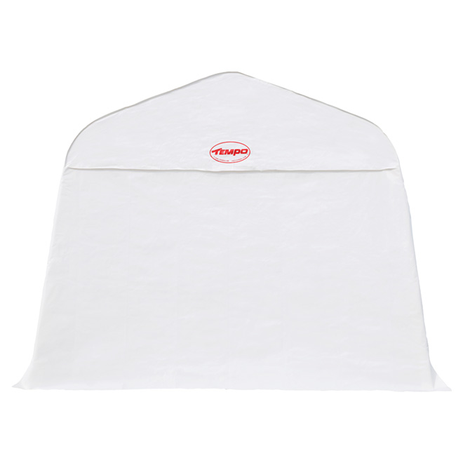HD Single Domed Car Shelter by Tempo(TM) - 11' x 20'