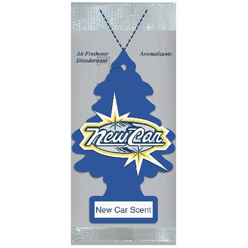 Car Air Freshener ''New Car'' Scent