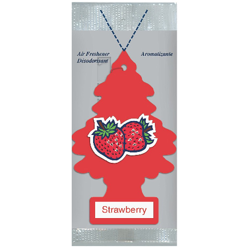 Car Air Freshener ''Strawberry'' Scent