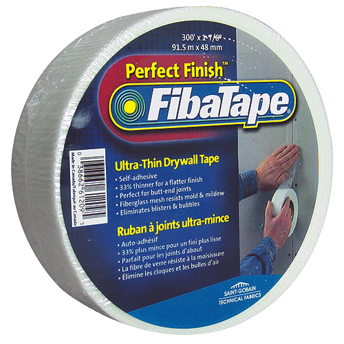 Best Drywall Tape : Perfect finish drywall tape rona