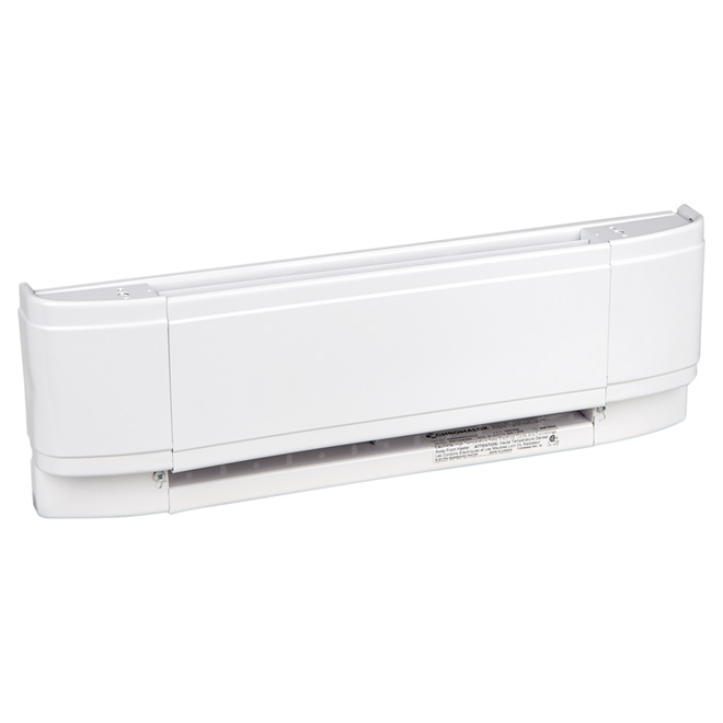 """Eclipse"" 500-W Baseboard Heater - 20"""