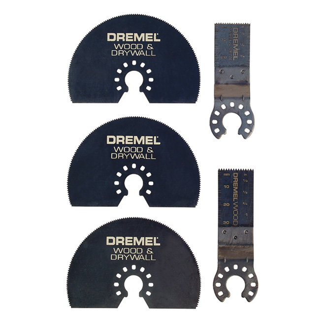"Blade - Pack of 5 ""Dremel"" Cutting Blades"