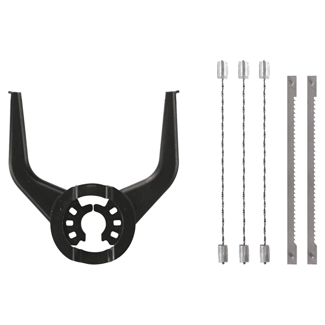 """Multi-Flex(TM)"" Bracket and Blades Set - 6-Pieces"