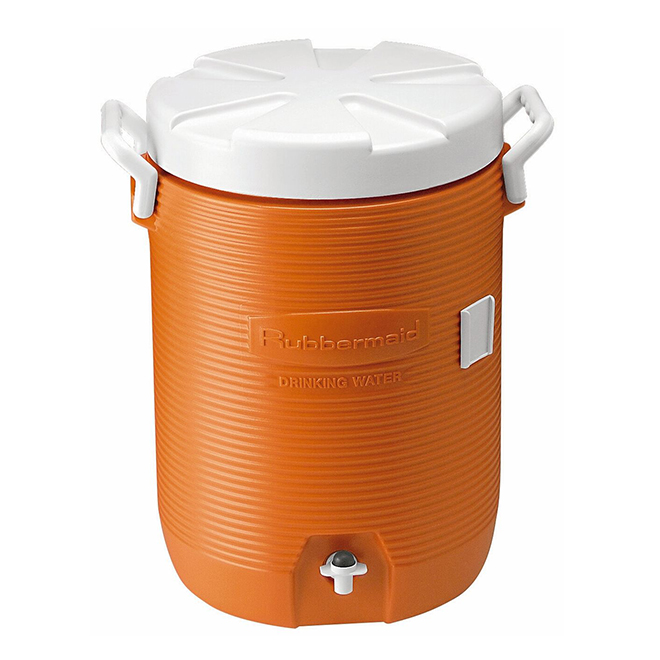water cooler jug covers gallon orange dispenser bottled delivery