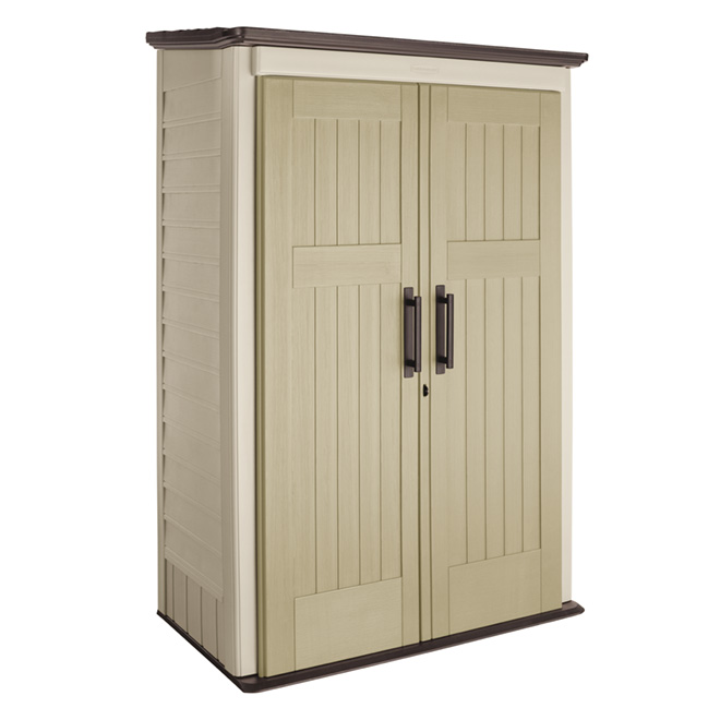shed 4 39 x 2 39 vertical garden shed rona